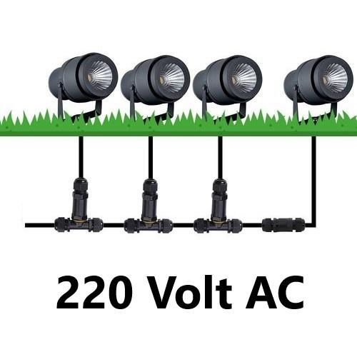 Tuinverlichting 220Volt
