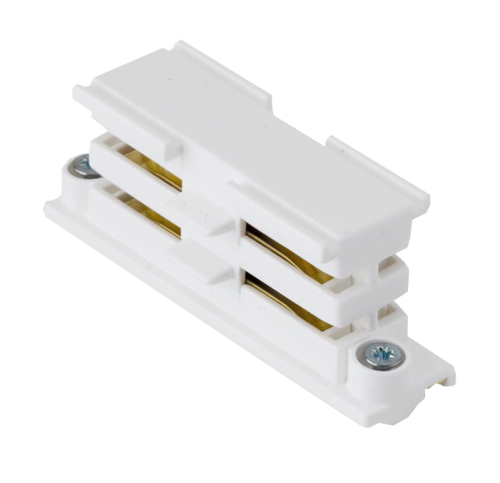 Tracklight Rail Connector RS34 - prrs34-rail connector