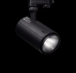 Tracklight 3-FASE 35Watt ZWART - prrab35-tracklight-35w-zwart