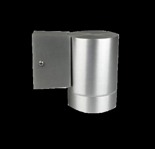 Led Wandlamp down GU10 RVS 5.5W dimbaar - be47080-wandlamp-dim