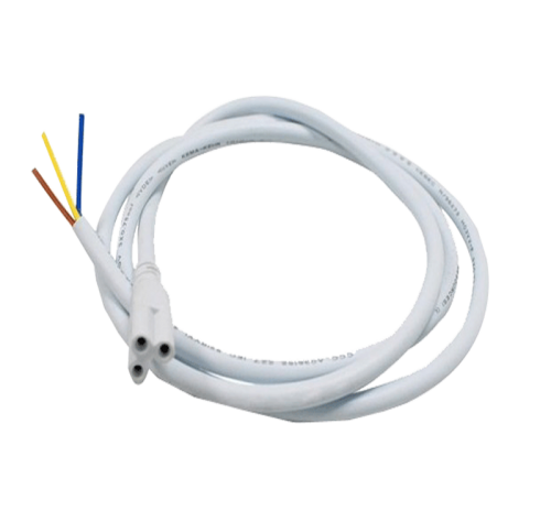 Led T5 Armatuur Kabel enkel 250cm  - prt5cs250-kabel-t5-single-250cm