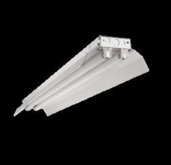 Led TL Armatuur IP22 reflector 2x18watt 120cm 140lm/w - arm-ip22-reflector-2x18watt-120-140lm/w