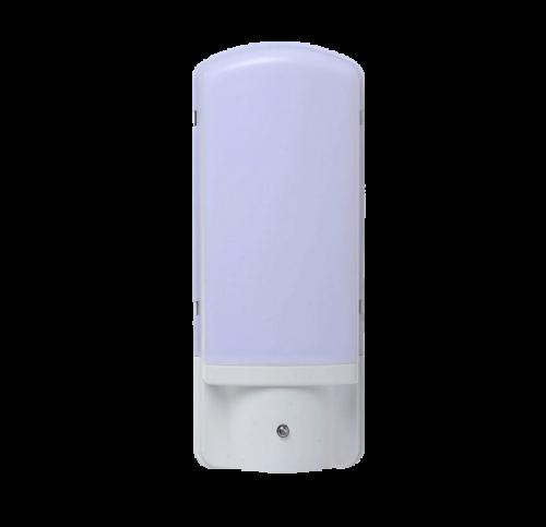 LED Wandarmatuur E27 wit Licht/Donker - be27362-wandarmatuur e27 wit