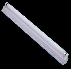 Led TL Armatuur IP20 Compleet 1x18watt 120cm 120lm/w - arm-compleet-18w-120cm-120lm/w