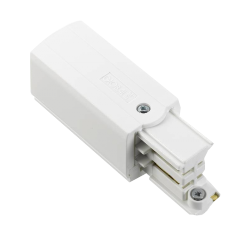 Tracklight Rail Power Connector Left - prrs24-left