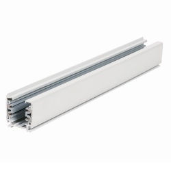 Tracklight Rail 3 Fase 3 meter WIT 4 Wire  - lvv-prrsw300-3m-wit
