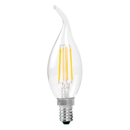 LED CANDLE 4W E14 2700K - TIP FILAMENT - op1482