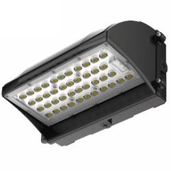 LED Wall Pack 30W 130°x 60° - lvv-wp-b30