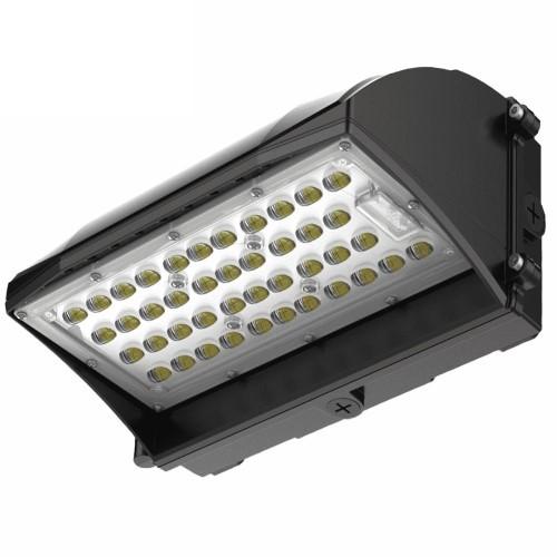 LED Wall Pack 50W 130°x 60°  - lvv-wp-b50