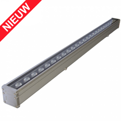Linear led Wallwasher 36Watt - prww100-36