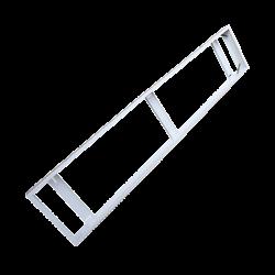 Led Paneel Opbouw Frame 30x120x5,5 - prpfs12030-pan-frame-opbouw-30x120x5,5