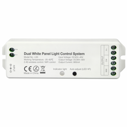 MI-LIGHT LED Paneel 4 Zone Controller - prls3