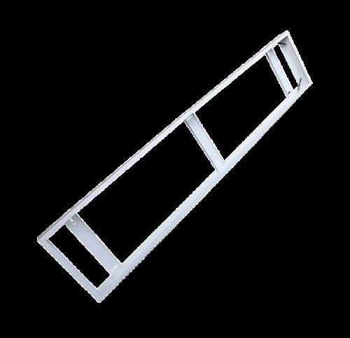 Led Paneel Opbouw Frame 30x120x7 - prpfb12030-pan-frame-opbouw-30x120x7