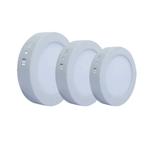 Led Panel Rond 6W Opbouw - mini-panel-rond-6w-opbouw