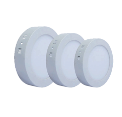 Led Panel Rond 18W Opbouw - mini-panel-rond-18w-opbouw