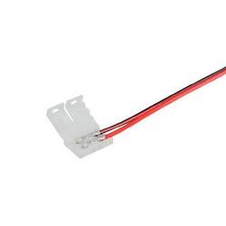 LED-Strip Connector voor 3528 Enkel - op6615