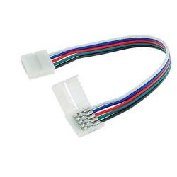 LED-Strip Connect Dubbel RGB-WH - op6618