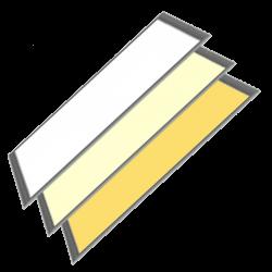 Led Panel 40 Watt 1195 x 595mm 4 Groepen  - prpc12030